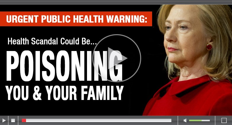 Breaking News: Health Scandal Could Destroy Hillary's Chances of Becoming Our Next President